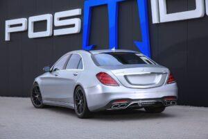 Mercedes-AMG S63 chega aos 940 cv com modificação da Posaidon thumbnail