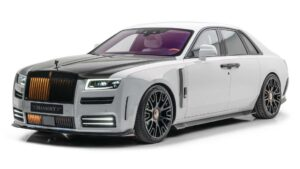 Rolls-Royce Ghost modificado pela Mansory está recheado de carbono e aumento de potência thumbnail