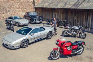 Richard Hammond vai vender 8 veículos da coleção pessoal a pensar no novo negócio de restauro thumbnail