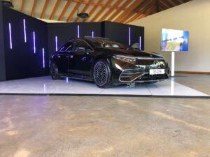Fomos conhecer o novo Mercedes EQS que chega a Portugal em outubro thumbnail
