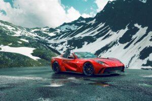 Novitec volta a modificar Ferrari 812 GTS thumbnail