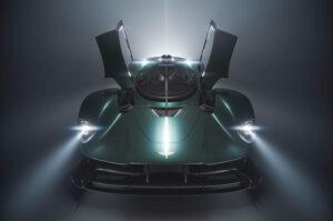 Aston Martin Valkyrie com apresentação marcada para este mês thumbnail