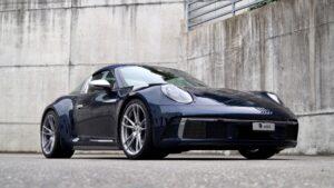 Preparadora Ares Design deixa Porsche 911 Targa ainda mais exclusivo thumbnail