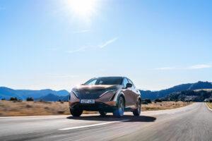 Nissan Ariya chega no verão de 2022. Encomendas começam em janeiro thumbnail