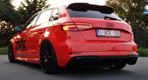 Audi RS3 modificado chega aos 675 cv e supera os 300 km/h thumbnail