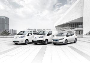 Nissan já vendeu 250 mil veículos elétricos na Europa thumbnail