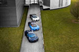 Bugatti já só vai produzir mais 40 unidades do Chiron thumbnail
