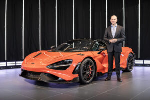 Mike Flewitt abandona cargo de CEO da McLaren thumbnail