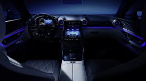 Interior do Mercedes SL vai ser assim thumbnail
