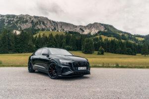 Audi Q8 TFSIe ganha potência com modificação da ABT thumbnail