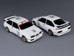 Empresa britânica cria três unidades de continuação do Ford Sierra RS500 utilizado no BTCC thumbnail