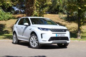 Land Rover Discovery Sport P300e – Ensaio Teste thumbnail