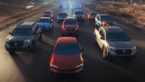 Honda recorda história em um minuto thumbnail