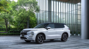 Novo Mitsubishi Outlander PHEV garante autonomia elétrica de 87 km thumbnail