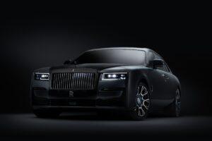 Rolls-Royce Ghost Black Badge, o novo topo de gama do modelo thumbnail