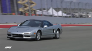 "Pierre Gasly ""tirou o pó"" a um Acura (Honda) NSX no Circuito das Américas thumbnail"