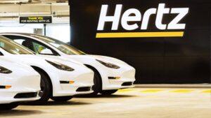 Hertz encomenda 100 mil Tesla Model 3, num investimento superior a 3 mil milhões de euros thumbnail